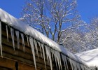 Ice Dams: Icicles Can Mean Big Trouble