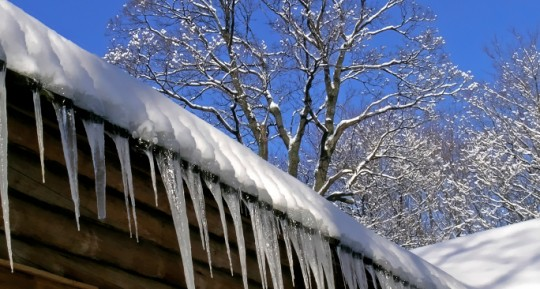 Video: Ice Dams: What To Do When They Form, After They Melt
