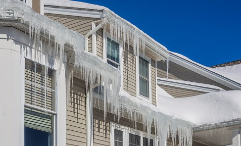 Preventing Ice Dams & Ice Dam Removal: What You Need To Know